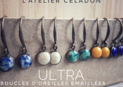Boucles d'oreilles ULTRA